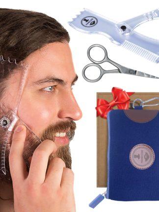 Набор для бритья бороды Manecode